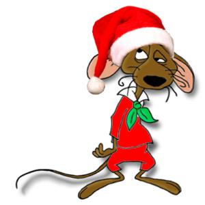 Slowpoke Rodriguez Santa Christmas